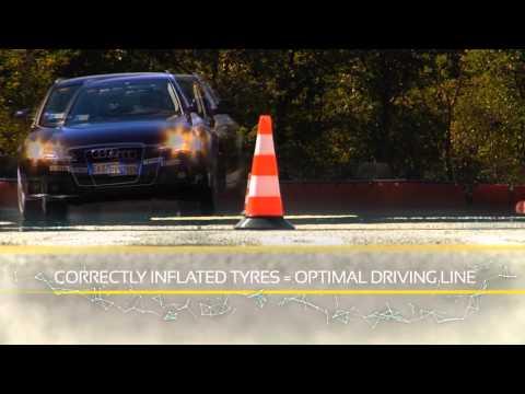 Pirelli: Tyre Pressure Effects on Handling