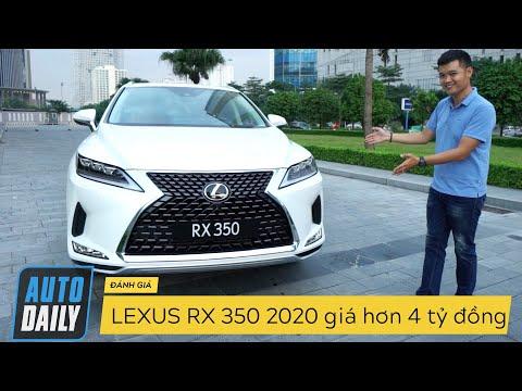 Xe hạng sang Lexus RX 350 phiên bản 2020 giá hơn 4 tỷ đồng tại Việt Nam có gì hot? @ vcloz.com
