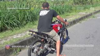 Video HEBOH AKSI YUSRON mekanik ternama indonesia setting sendiri NINJA TU & NINJA std drag bike MP3, 3GP, MP4, WEBM, AVI, FLV Oktober 2017