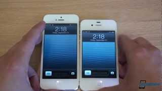 IPhone 5 Vs. IPhone 4S