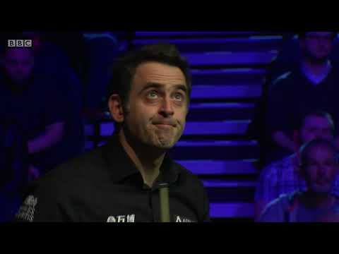 Ronnie O'Sullivan v Kyren Wilson | 2020 Welsh Open [50fps High Quality]