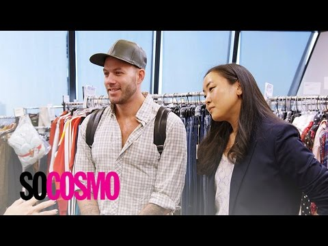 """Celebrities Drop By the """"Cosmopolitan"""" Offices 