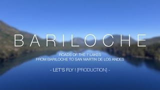 All infos on https://facebook.com/letsflyproduction & http://letsflyproduction.com BARILOCHE was recorded on the way from San...
