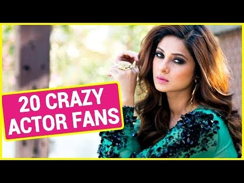 Jennifer Winget And Her 20 Crazy Actors Fan | Rith