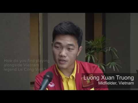 Luong Xuan Truong: Le Cong Vinh is the perfect role model