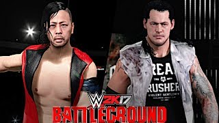 After conflict continues between Shinsuke Nakamura and Baron Corbin, WWE announced that the two will go one on one at WWE Battleground 2017!Show some love by leaving a like, sharing and subscribing for more awesome videos like these!OUTRO MUSIC: Undertaker's Rollin Theme Cover by JAYDEGARROWJAYDEGARROW's YouTube: https://www.youtube.com/channel/UCit4zHRRYaU5Og8ZHqvA7jQFOLLOW ME HERE:Facebook: https://www.facebook.com/julian.rosado.14Twitter: https://twitter.com/Jules1451Instagram: https://www.instagram.com/jules1451/Snapchat: @Jules1451Want to see more WWE 2K16 & WWE 2K17 Content? Visit this link for more! http://www.thesmackdownhotel.com