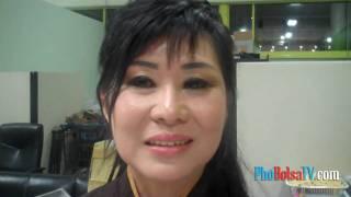 Gặp gỡ thân mẫu ƯCV Nguyễn Trọng Phú tại buổi gây quĩ cứu lụt miền trung