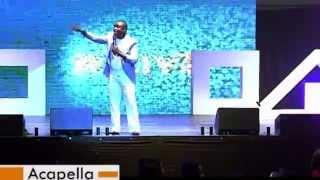 Comedian Acapella Hails 2face Idibia