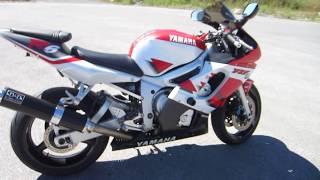 9. 2000 Yamaha R6