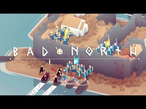 Bad North Gameplay Impressions - WE WILL DEFEND THE NORTH BY ATTACKING