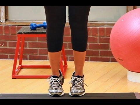 How to Tone Your Calves | Female Bodybuilding