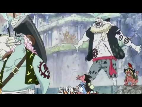 草帽海賊王:魯夫如何1秒幹掉10萬敵人!