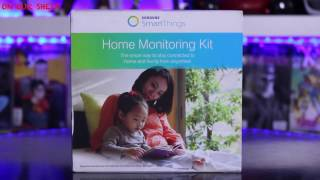 Samsung SmartThings Home Monitoring Kit    http://amzn.to/2oOdMqdSmartThings Multipurpose Sensorhttp://amzn.to/2nxknoWAeotec Siren http://amzn.to/2nukNLNEcolink  Z-Wave  Sensorhttp://amzn.to/2nxvFtlSmartThings Water Leak Sensorhttp://amzn.to/2oyiER1Ecolink Garage Door Tilt Sensorhttp://amzn.to/2nM3DeCEverything you need to start your smart home.Control, automate and monitor your home from anywhere using the SmartThings app.Connect compatible appliances, lights, speakers, locks, cameras, thermostats, sensors, appliances and more.SmartThings works with products from Samsung, Amazon, Bose, Schlage, Yale, Cree, Osram Lightify, Honeywell, First Alert, and more. Look for the Works With SmartThings logo or visit smartthings.com for a look at the full list of compatible devices.The Samsung SmartThings Home Monitoring Kit contains: one Samsung SmartThings Hub, two Samsung SmartThings Multipurpose Sensors, one Samsung SmartThings Motion Sensor, and one Samsung SmartThings Outlet.Get immediate alerts on your smartphone if there's unexpected entry or motion in your home.Secure dangerous, valuable or off-limit areas of your home.Control lamps, electronics or small appliances.Trigger lights to automatically turn on when there's motion and turn off when people leave.Pair the included video-ready Samsung SmartThings Hub with a compatible camera to keep an eye on things.Z-Wave Certification ID: ZC10-15090005.ONOURSHELFTHE GEAR I USE  http://amzn.to/1tvkovyhttps://plus.google.com/+onourshelfhttp://instagram.com/onourshelfhttps://twitter.com/onourshelfhttp://www.facebook.com/Onourshelfhttp://www.youtube.com/onourshelf