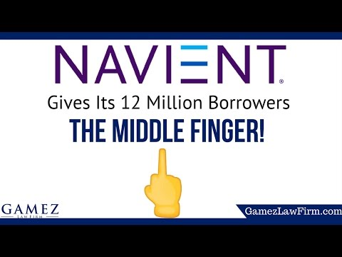 Lower Your Navient Student Loan Debt With Legal Help