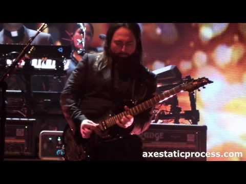 Monte Pittman ESP FRX on Madonna Tour