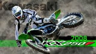 10. KX 250F 2008 Awesome Bike Review