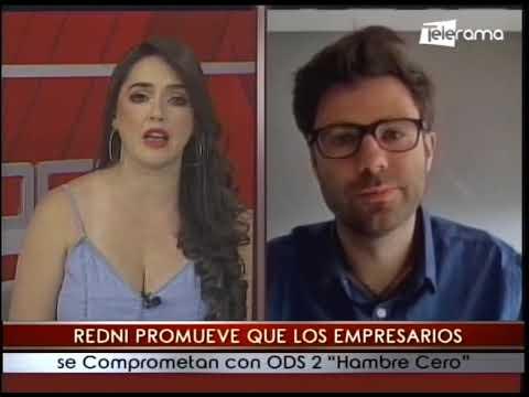 Redni promueve que los empresarios se comprometan con ODS 2 Hambre Cero