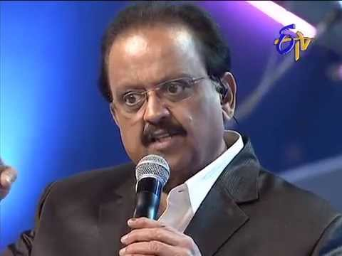 S.P.Balasubrahmanyam Performance - Sahasam Naa Padam Song - 20th July 2014 21 July 2014 12 PM