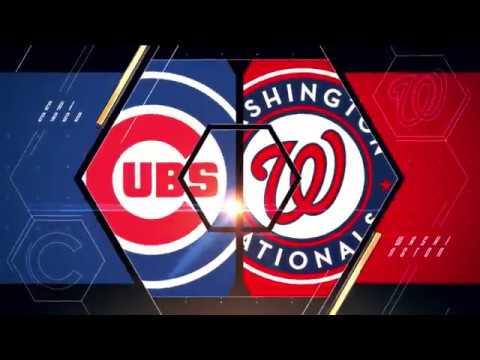 Video: 6/26 MLBN Showcase: Cubs vs Nationals