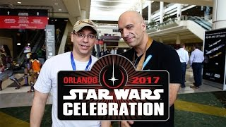 I'm joined with my good friend Joel Vallie from the show Media Glitch, and we talk about what we experienced at Star Wars Celebration 2017 in Orlando, FL. Here is Joel's channel: https://www.youtube.com/user/mediaglitchshowMore at: http://gamester81.com/Follow me at: Facebook: https://www.facebook.com/Gamester81FanpageTwitter: https://twitter.com/gamester81Instagram: http://instagram.com/gamester81Gamester81 Shirts: https://www.chopshopgoods.com/collections/youtube-partnersMy other channels: Starwarsnut77: https://www.youtube.com/user/starwarsnut77.comNEStalgiaholic: https://www.youtube.com/user/NEStalgiaholicGamester81Arcade: https://www.youtube.com/user/gamester81arcadeMore at: http://gamester81.com/Follow me at: Facebook: https://www.facebook.com/Gamester81FanpageTwitter: https://twitter.com/gamester81Instagram: http://instagram.com/gamester81Gamester81 Shirts: https://www.chopshopgoods.com/collections/youtube-partnersMy other channels: Starwarsnut77: https://www.youtube.com/user/starwarsnut77.comNEStalgiaholic: https://www.youtube.com/user/NEStalgiaholicGamester81Arcade: https://www.youtube.com/user/gamester81arcade