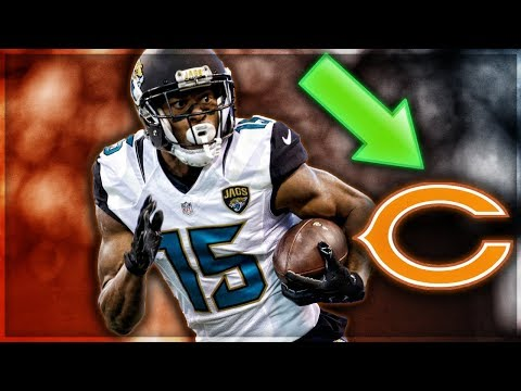 Allen Robinson Signs For The Chicago Bears + Norwell To Jags (LOL Giants) | My Reaction