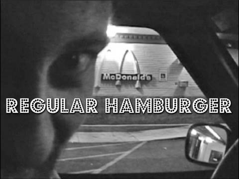 Regular Hamburger McDonalds Prank