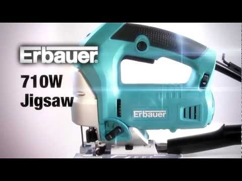 Erbauer Stichsäge 710 W ERB389JSW-G
