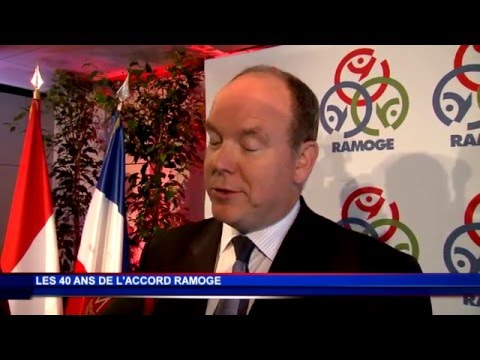 Monaco célèbre les 40 ans de l'accord RAMOGE