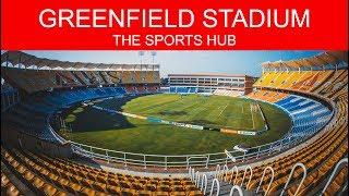 Greenfield International Stadium | The Sports Hub | Trivandrum | India vs NewZealand T20 | Fan Made