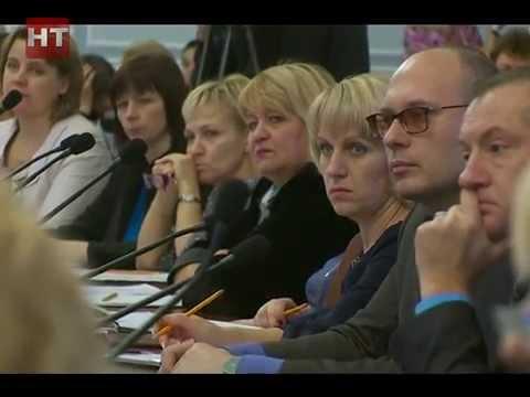 Сегодня состоялись заседания коллегий двух областных департаментов