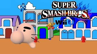 Nubbinball!! – Super Smash Bros for Wii U Minigames