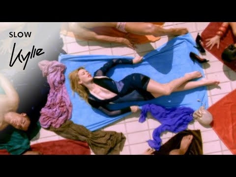 Tekst piosenki Kylie Minogue - Slow po polsku