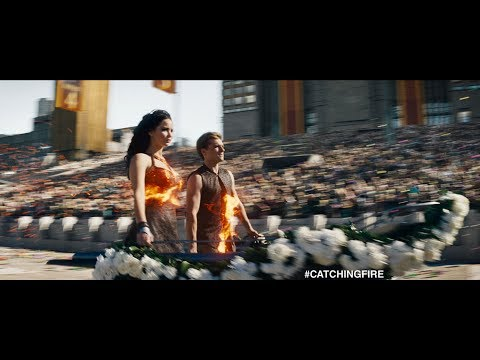 The Hunger Games: Catching Fire (TV Spot 'Atlas')