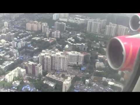Video Air India Boeing 747 Landing At Mumbai Airport! download in MP3, 3GP, MP4, WEBM, AVI, FLV January 2017