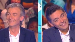 Video Thierry Moreau clash violemment Gilles Verdez en direct sur TPMP MP3, 3GP, MP4, WEBM, AVI, FLV Mei 2017