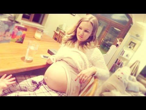 9 MONTHS PREGNANT!