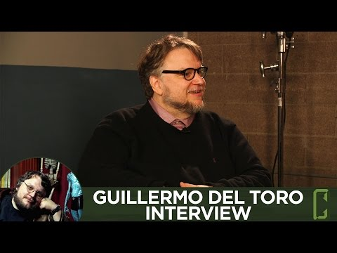 Guillermo del Toro says he's spoken to Lucasfilm about Star Wars