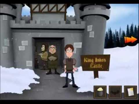 Adventure Game: Back In Time Walkthrough