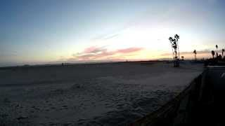 Seal Beach (CA) United States  City new picture : Sunset in Seal Beach (CA, USA)