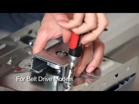 Belt/Chain Drive Opener Installation Video