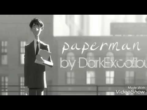 Paperman-Apna mujhe tu lga//cute love