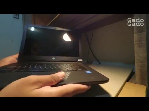 Unboxing Laptop HP 14-AC137TU (Bahasa Indonesia)