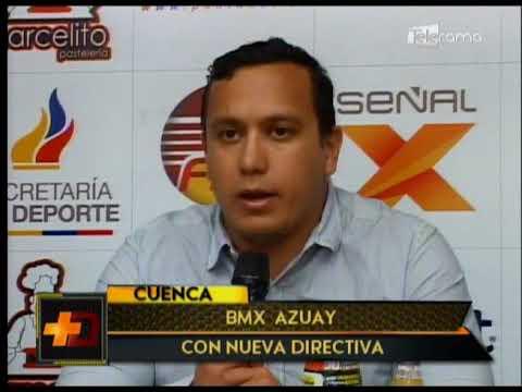 BMX Azuay con nueva directiva