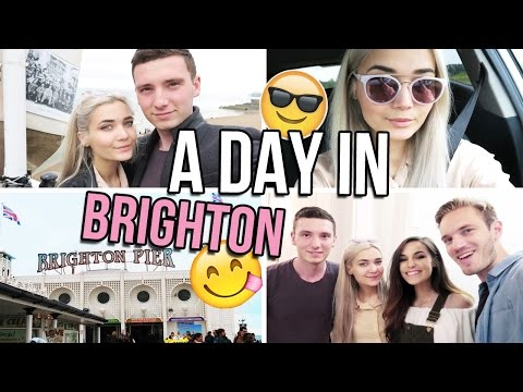 A DAY IN BRIGHTON (видео)