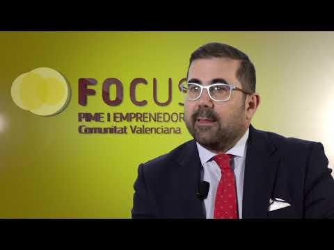 Federico Buyolo, Director de la oficina para la Agenda 2030 en #Focuspyme Alicante 2018