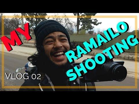 (Lagataar Shooting ko Byetha :) VLOG 02 ...9 min, 15 sec.)