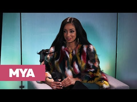 Mya On Sculpting Her Body, Dating In The Industry, & Announces New Album