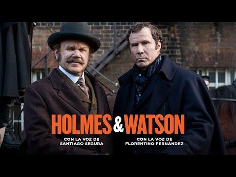 Holmes & Watson: Madrid Days - Con las voces de Santiago Segura y Florentino Fernández?>