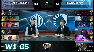 Video TSM Academy vs Team Liquid Academy | Week 1 NA Academy League Summer 2018 | TSMA vs TLA MP3, 3GP, MP4, WEBM, AVI, FLV Juni 2018