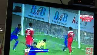 Nepal Wins Bangabandhu Gold Cup. Goals Highlight.